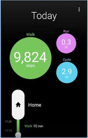 app for android top 7 best pedometer apps for android to count your steps daily