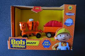 teamsterz dizzy cement mixer diecast bob builder character