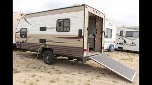 Horse Trailers For Rent In San Antonio Texas 2016 Cherokee Wolf Pup 17rp San Antonio Area Rv Sales Youtube