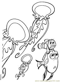 finding nemo coloring 12 coloring page free finding nemo