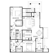 one two three bedroom apartments in charlotte nc the two bedroom two bathroom b1 floorplan at the apartments at blakeney in charlotte nc