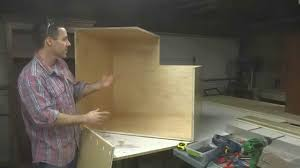 how to make corner cabinet kitchen cabinets building a lazy susan