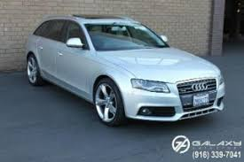 used audi station wagon used 2009 audi a4 wagon pricing for sale edmunds