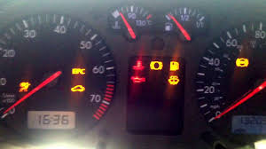 vw passat epc light car wont start epc light on dash vw golf gti quick fix youtube