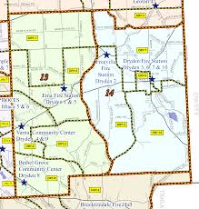 New York State Assembly District Map by Living In Dryden