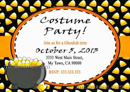 contemporary halloween birthday party invitations wording birthday
