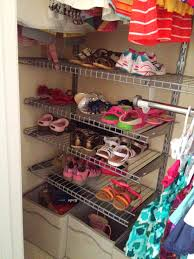 idea of organize kids shoes