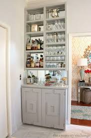 Built In Cabinets In Dining Room by Top 25 Best Small Bar Areas Ideas On Pinterest Basement Dry Bar