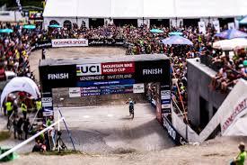 bicycle motocross action magazine uci world cup highspeed racing returns to lenzerheide july 7 9