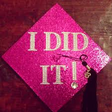 pink cap and gown how to look in your graduation cap and gown college cap