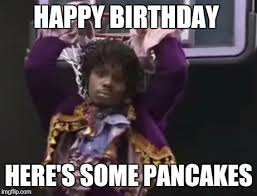Prince Birthday Meme - dave chappelle as prince imgflip