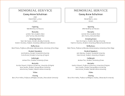 memorial service programs templates free 2 free memorial service program template teknoswitch