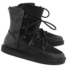 s ugg australia aubrie boots ugg s aubrie casual boots black mount mercy