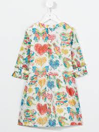 gucci kids floral print dress 650 buy ss17 online fast