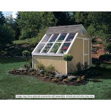 Outdoor Shed Kits by Phoenix 10 Ft X 8 Ft Solar Shed With Floor Kit 10 Sheds And