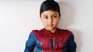spiderman kids costume halloween youtube