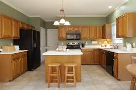 Kitchen Paint Colors With Light Cabinets Kitchen Paint Colors With Light Oak Cabinets Colored