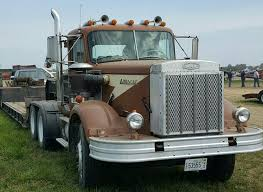 old kenworth emblem ford wt9000 predecessor to the clt9000 old trucks my dad had