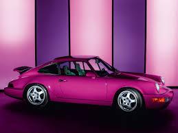 pink porsche interior porsche 911 carrera rs 964 specs 1991 1992 autoevolution