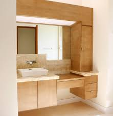 bathroom bath cupboards bathroom vanity with sink on top cream