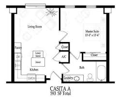 pretty plans for guest house floor plan craftsman backyard suite floor suites plans designs