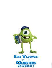 mike wazowski pixar wiki fandom powered wikia