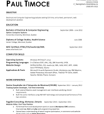 sle resume for experienced php developer free download mechanical engineer sle resume term papers on success intel