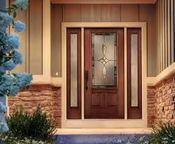 decorating memerizing therma tru doors for inspiring front door