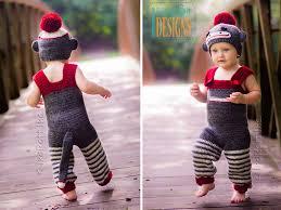 Sock Monkey Costume Classic Twist Sock Monkey Hat And 21 Inch Sock Monkey Doll Pdf