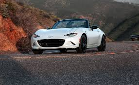 mazda u0027s 2016 mx 5 miata driving the soul of a new machine