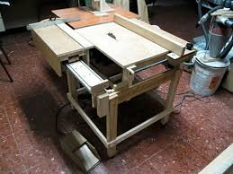 Bench Mounted Circular Saw Best 25 Sliding Table Saw Ideas On Pinterest Table Saw Table