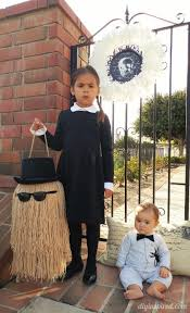 Baby Boxer Costume Halloween Diy Baby Pubert Addams Halloween Costume Diy Baby Halloween