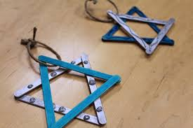 hanukkah ornaments green decorating can also saving money get fresh