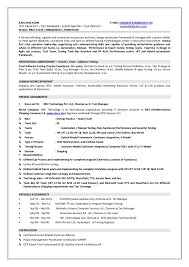 tcoe scrum automation resume synopsis