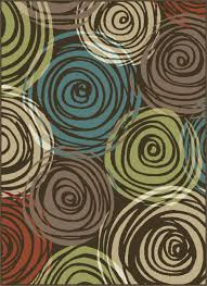 Area Rugs With Circles Area Rugs Magnificent Ty Teal And Brown Area Rugs Contemporary