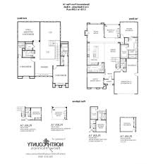 Floor Plan La by Sandalwood At La Costa Oaks Floor Plan 1a New Homes In La Source