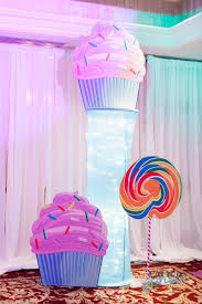 candyland theme bat mitzvah in new jersey mazelmoments