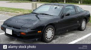 nissan 240z 1989 1990 nissan 240sx stock photo royalty free image 78199215