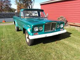 convertible jeep truck 1969 jeep gladiator for sale 2038141 hemmings motor news