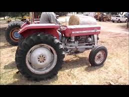 massey ferguson 135 tractor for sale sold at auction june 11
