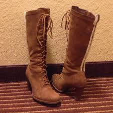 ugg boots in womens size 12 78 ugg boots s ugg boots size 7 5 lace up front side