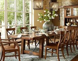 country style dining table large country dining table dining room ideas