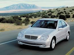 2001 Benz Mercedes Benz C Class 2001 Picture 2 Of 10