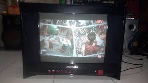 Tv Aoyama 17 Tv Tabung Aoyama 17 Inch Normal Mulus On Carousell