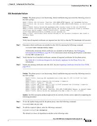 ssl handshake failure cisco asa 5505 user manual page 1021 1994