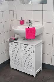 non pedestal under sink storage vanity cabinet miami white