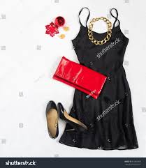 christmas party cocktail dress stock photo 510864868