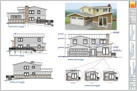 Double Bedroom Independent House Plans Chief Architect Home Design Software Samples Gallery
