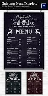 lunch menu template free 35 menu template free sle exle format
