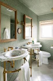 Marble Bathrooms Ideas 36 Trendy Penny Tiles Ideas For Bathrooms Digsdigs